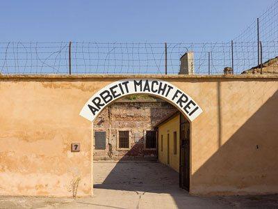 TEREZIN, Campo de concentración