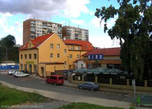 MODRANY