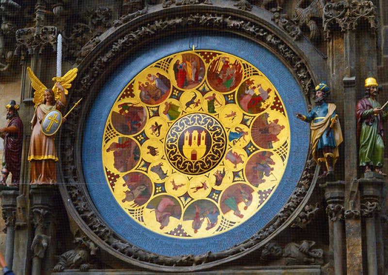 Reloj-Astronomico-Praga-esfera-calendario