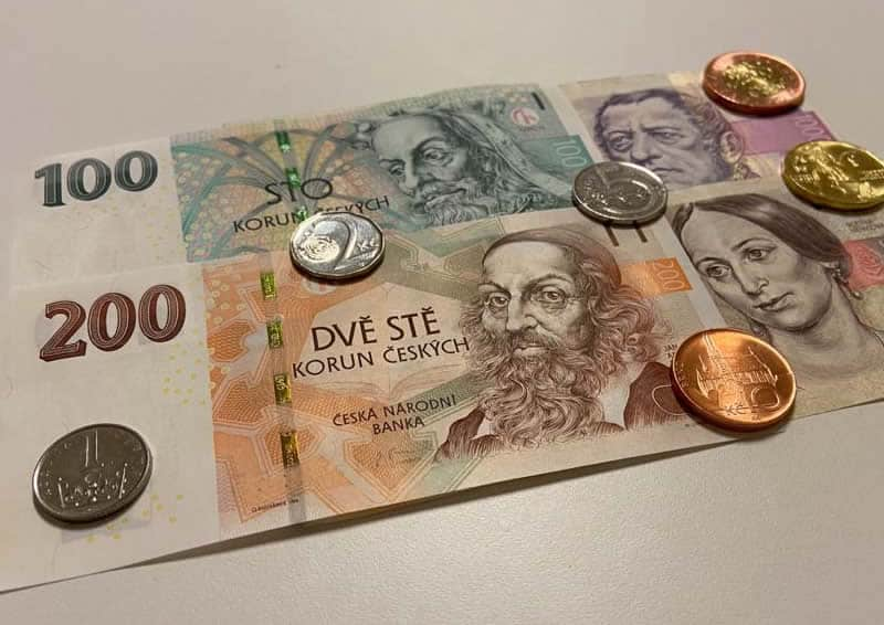 Moneda De Praga United World Tours